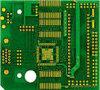 Carte à circuit imprimé de carte de 4 couches avec de l'or de submersion