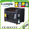 PVC UV multicolore Card Printer e Embossed Machine di A3 Digital Fatbed Printing Ink
