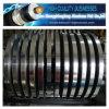 Protegendo a película do material de isolação Al+Pet para o duto de ar do cabo