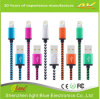 Cable del cargador del USB de Colorfull para Andriod
