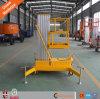 lift van de Mens van het Aluminium van de Verkoop 200kg van 6m de Goede Lucht Towable met Ce