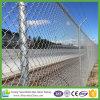 Frontière de sécurité galvanisée de maillon de chaîne à vendre
