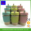14oz/18oz/21oz試供品の緊急な順序の使用できる米の殻のコップ