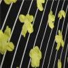 Nuovo tessuto elastico di vendita del merletto della Francia della caratteristica di Butterfly&Flower
