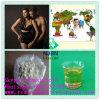 El estrógeno anti narcotiza el citrato CAS 50-41-9 Clomid esteroide de Clomifene para el crecimiento del músculo