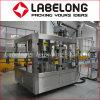 Cadena de producción de máquina de etiquetado del embotellado automático del aceite de mesa que capsula Gyf-12-5f
