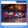 Visualización de pantalla de interior a todo color del LED para la instalación fija con el Ce aprobado (pH2.97 500*500m m)