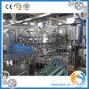Machine de remplissage de jus de bouteille d'animal familier, boisson remplissant 3 dans 1, chaîne de production de jus