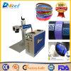 Отметка лазера машины CNC маркировки лазера СО2 фабрики Jinan резиновый