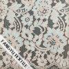 Tela de nylon do laço do algodão do projeto da flor da alta qualidade