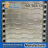 Banda transportadora conectada placa caliente del metal del acero inoxidable 304 de la exportación de China