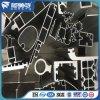 Profils en aluminium d'extrusion de norme internationale de SGS/ISO avec la surface différente