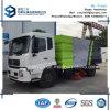Camion de balayeuse de route 10000L de l'euro 3 de Dongfeng Kingrun Rhd