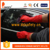 Ddsafety 2017 Red Long Latex Cut Resistant Glove