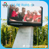 P4 im Freien LED Bildschirm-Bildschirmanzeige für das Bekanntmachen