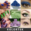 Pigmentos cosméticos del óxido de hierro del efecto mate