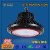 lampada lineare della baia del UFO 150W alta per il magazzino