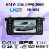 Special Car DVD GPS Player for BMW E46 (SD-6502)