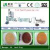 Hundimiento y Floating Fish Food Machine/Fish Feed Pellet Machine