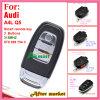 Verre Sleutel voor Audi met 2 Knopen 433.92MHz 4do 837 231 R voor Europa Zuid-Amerika