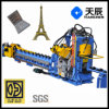 CNC Angle Line Machine per Steel Towers Model APC1010