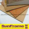 El panel compuesto de madera de aluminio para el uso interior