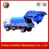 Camion di immondizia della compressa di Dongfeng 4X2 6m3