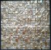 Irisierende Fluss-Shell-Mosaik-Fliese (HMP60)