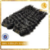 새로운 Arrival Factory Price 7A Deep Wave Hair Weave Virgin Remy Human Hair Extension