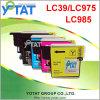 Патрон чернил принтера для брата LC39 LC60 LC975 LC985