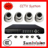 videocamera di sicurezza Kit (AP-KIT11620G) del CCTV System di 4CH H. 264 Network