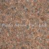 ダコタのインドのマホガニーの花こう岩(FD-025)