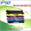 Cartouche de toner de couleur pour le frère Tn110 Tn130 Tn150 Tn170
