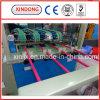 PVC電気管の放出ライン