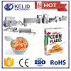 Flocos de milho do cereal do baixo preço de baixo custo que fazem a maquinaria