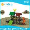 Cour de jeu d'intérieur de gosses bon marché/matériels extérieurs de cour de jeu/cour de jeu bon marché d'intérieur (FQ-CL0381)
