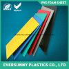 2016 Folha Hot vendas colorido da espuma do PVC, folha branca da espuma do PVC