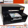 A4 impresora plana (impresoras pluma / impresoras de cuero / impresoras regalos)