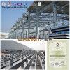 ISO, BV, SGS, edificio de la estructura de acero
