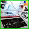 Impresión de Digitaces que hace publicidad de la etiqueta engomada del pegamento de la escritura de la etiqueta del PVC