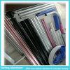 Pipe télescopique concurrentielle de profil extrusion d'aluminium/en aluminium
