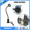 4.5W Waterproof a luz flexível do trabalho do diodo emissor de luz do braço para a iluminação da máquina do CNC