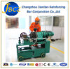 Le coupleur et le roulement de Rebar de matériau de construction filètent directement la machine