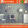 PVC Wallcoverings штофа глубоко выбитый для домашних обоев