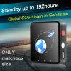 Mini tempo standby bidirezionale di voce SOS dell'inseguitore MP80 di GPS molto