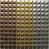 Mosaico di ceramica lustrato mosaico del metallo del materiale da costruzione