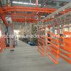 Alta calidad que se reúne la máquina para el estante de las mercancías