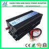 Conversor de potência puro do inversor da onda de seno DC12V AC220/240V (QW-P1000B)