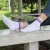 Unisex- van Twee Streep Katoenen/van de Polyester Sokken