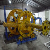 Équipement en aluminium de fabrication de câbles de fil